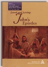 Sabbath school study guide easy reading
